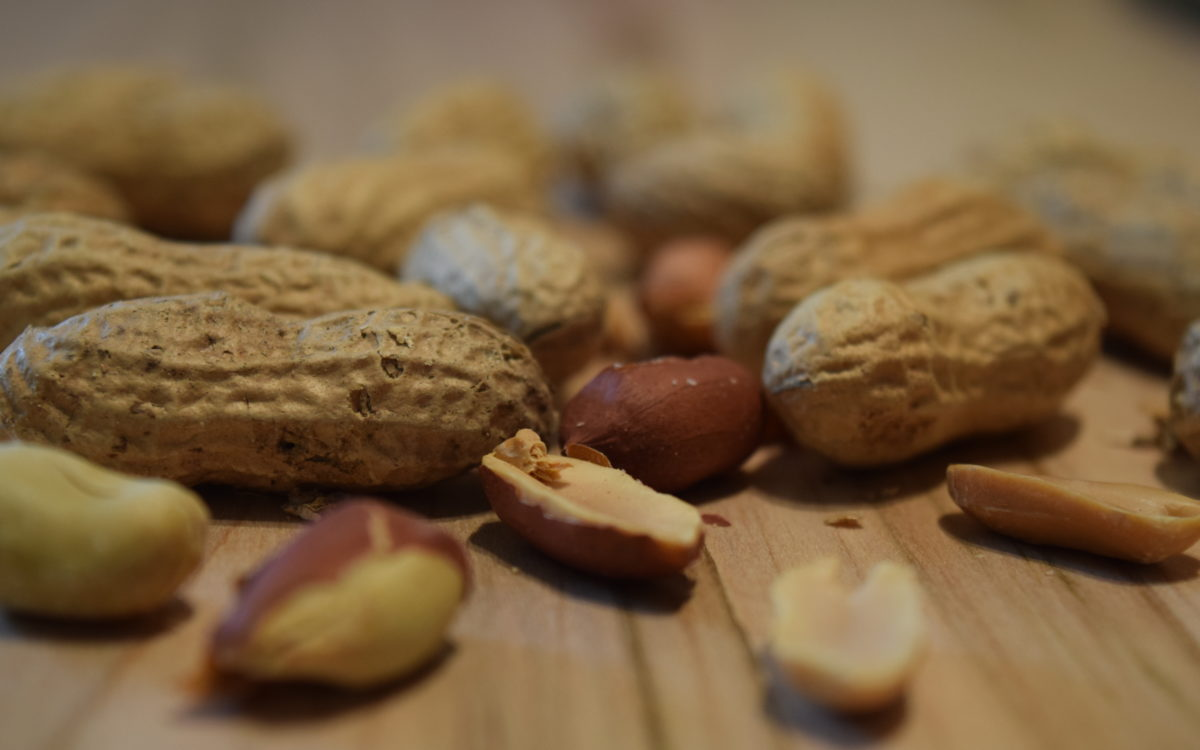 The Rise of the Peanut