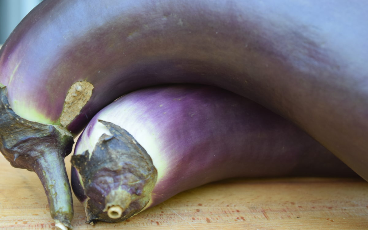 The Sexualization of the Eggplant